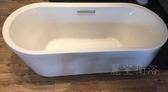 【麗室衛浴】 美國KOHLER  Evok™  獨立式浴缸 K-18347T-0  優惠中~