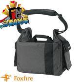 【24期0利率】Foxfire 狐火 麒麟星座 側背相機包 (灰色) 見喜公司貨 攝影側肩包