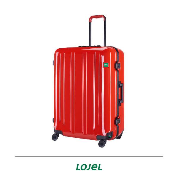 CROWN 皇冠 LOJEL 羅傑 NOVIGO系列 多色 煞車輪框箱 旅行箱 27吋 行李箱 C-F1610