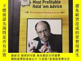 二手書博民逛書店CARO S罕見Most Profitable Hold em AdviceY207285