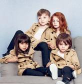 男童女童風衣 baby風衣春秋冬可穿 超百搭簡約好看 88239