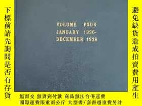 二手書博民逛書店AMERICAN罕見INK MAKER(VOLUME FOUR JANUARY 1926-DECEMBER 192