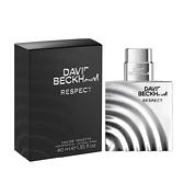 DAVID BECKHAM大衛貝克漢同名淡香水40ml-致敬經典炫銀版