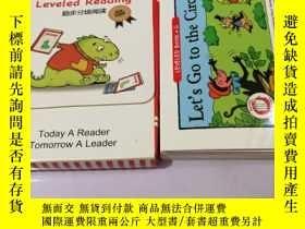 二手書博民逛書店勵步分級閱讀;Firstleap罕見Leveled Readin