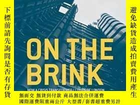 二手書博民逛書店On罕見The Brink: How A Crisis Transformed Lloyd s Of London