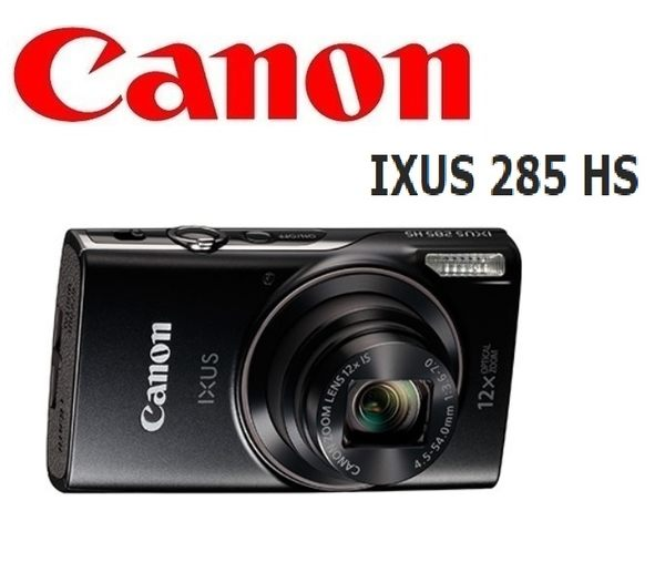 Canon IXUS 285HS 285 12倍光學變焦 佳能公司貨 一年保固  WIFI照片傳輸