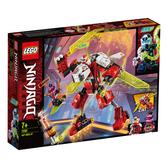 樂高 LEGO 71707赤地的機甲噴射機