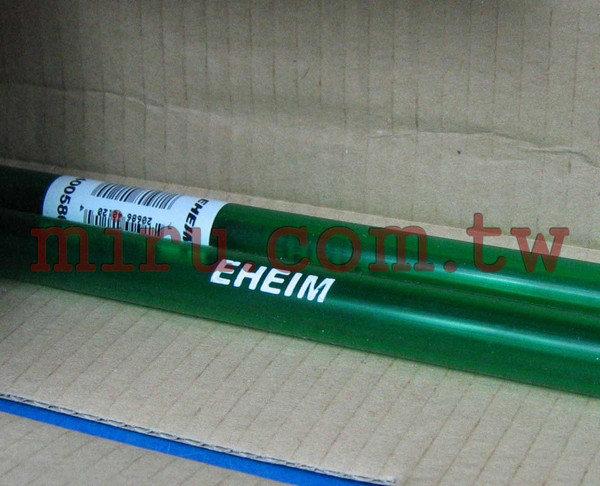 【西高地水族坊】德國EHEIM伊罕 硬水管(100cm)12mm