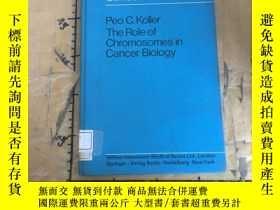二手書博民逛書店RRCR.The罕見Role of Chromosomes in