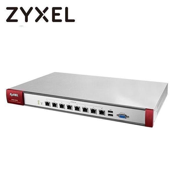 ZyXEL USG1900 UTM bundle 整合式安全閘道器(商用