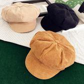 貝雷帽女男文創復古八角帽畫家帽日系【聚寶屋】