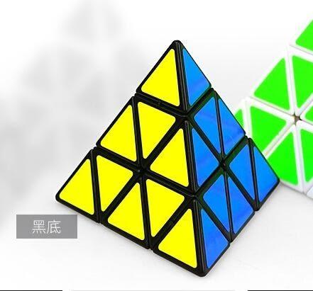 聖手二階鏡面異形魔術方塊五魔術方塊金字塔SQ1斜轉·樂享生活館