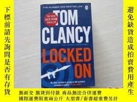 二手書博民逛書店Locked罕見on【433】Y10970 TomClancy著