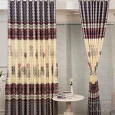歐式簡歐奢華加厚遮光客廳臥室書房窗簾成品OU1363『科炫3C』