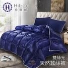 Hilton希爾頓  雙絲光天然蠶絲被2.5KG