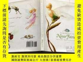 二手書博民逛書店In罕見the Realm of the Never Fairies: The Secret World of P