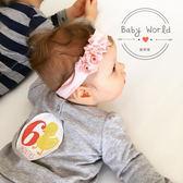 月份貼紙 寶寶 嬰兒 拍照 可愛 紀念 裝飾貼 BW