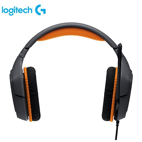 [logitech 羅技]G231 Prodigy遊戲耳機麥克風