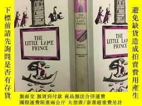二手書博民逛書店The罕見Little Lame Prince & the Ad