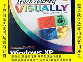 二手書博民逛書店Teach罕見Yourself VisuallyY258675