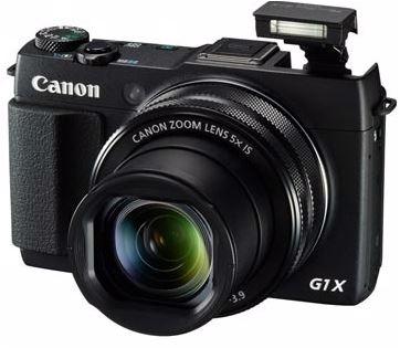 晶豪泰 CAON G1X MARK II G1X2 WIFI NFC 上掀式螢幕 平輸 相機