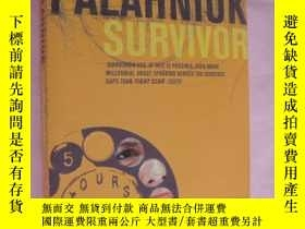 二手書博民逛書店罕見Survivor【英文原版】Y85718 Chuck Pal