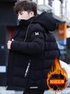 棉衣男士外套冬季2019年新款加絨加厚冬裝潮棉襖短款衣服羽絨棉服 黛尼時尚精品