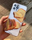 全型號 蘋果手機殼 三星手機殼 iPhone12Pro 11 Max Mini Xr X Xs 7 8 plus 小眾奶油吐司