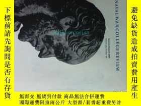 二手書博民逛書店NAVAL罕見WAR COLLEGE REVIEW 2004 夏秋 海軍軍事學院評論學術期刊Y14610