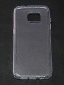 Samsung Galaxy S7 edge 軟殼清水套 透灰