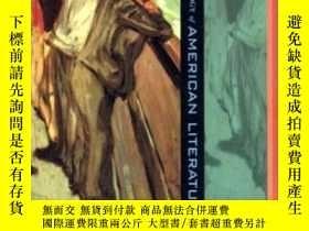 二手書博民逛書店The罕見Norton Anthology Of American Literature 1865-1914Y