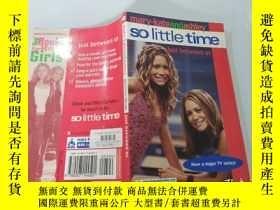 二手書博民逛書店So罕見little time just between us:我們之間的時間太少了Y200392
