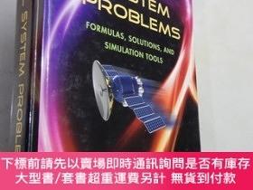 二手書博民逛書店Control罕見System Problems: Formulas, Solutions and Simulat