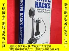 二手書博民逛書店罕見Hacks: Tips & Tools for Cheap
