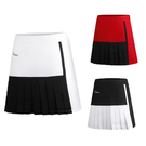 高爾夫裙 高爾夫服裝夏裝 女短裙 女士包臀時尚簡約舒適百褶半身裙女裝-Ballet朵朵