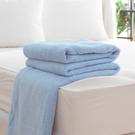 HO KANG 毛巾被 ~ 吸濕透氣 台灣製-藍