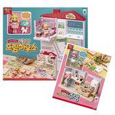 MIMI夢想小屋系列 迷你MIMI甜蜜夢想小屋+NANA的美味廚房 組裝模型 【鯊玩具Toy Shark】