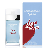DOLCE & GABBANA 示愛宣言限量版女性淡香水 50ml Vivo薇朵