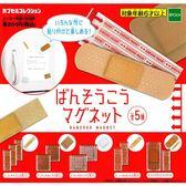 全套5款【日本正版】OK蹦造型磁鐵 扭蛋 轉蛋 磁鐵 造型磁鐵 EPOCH - 617538
