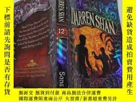 二手書博民逛書店the罕見saga of darren shan sons of destiny 達仁山命運之子傳奇 Y200