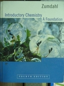 【書寶二手書T4/大學理工醫_QAV】Introductory Chemistry:A Foundation_4/e