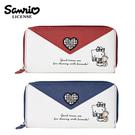 【日本正版】凱蒂貓 信封造型 長夾 皮夾 錢包 Hello Kitty 三麗鷗 Sanrio 007633 007640