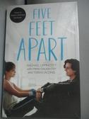 【書寶二手書T4/原文書_JET】Five Feet Apart_Rachael Lippincott, Mikki D
