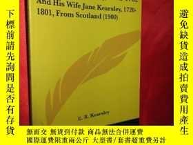 二手書博民逛書店The罕見Descendants of Jonathan Kea