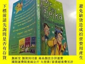 二手書博民逛書店Mr罕見majeika and the school caretaker:瑪傑卡先生和學校管理員.Y21282