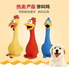 熱賣寵物玩具狗狗玩具小狗耐咬尖叫雞寵物磨牙慘叫雞泰迪幼犬中小型大型犬用品 coco