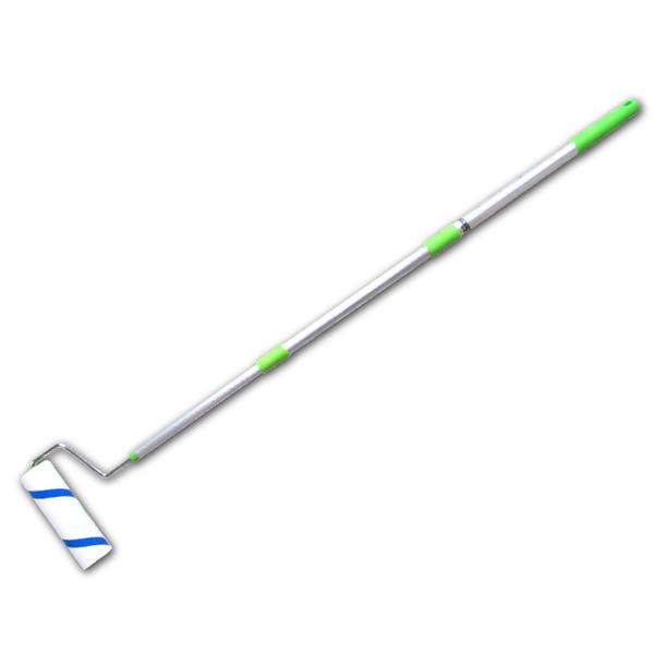 【伸縮桿 膠黏拖把】綠色 膠黏滾筒拖把 膠黏滾筒補充包  膠黏拖把補充包 膠粘拖把 膠黏紙拖把