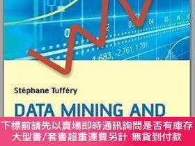 二手書博民逛書店預訂Data罕見Mining And Statistics For Decision MakingY49292