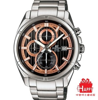 日本 CASIO卡西歐EDIFICE賽車魅力 三眼計時腕錶*EFR-532D-1A5