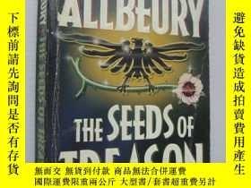 二手書博民逛書店The罕見seeds of Treason 背叛的種子Y1468